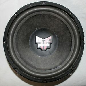 Rockford Fosgate Subwoofer RFP-1410 10 Inch Fully Tested New Foam Edge very nice