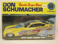 """Revell #H-1453, Don Schumacher 1974 Vega Funny Car, 1:25, Revell's Supper Shoe"""""""