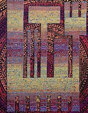 Calligraphie arabe Charles Hossein ZENDEROUDI - sérigraphie
