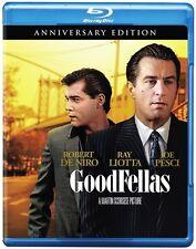 Goodfellas: 25th Anniversary Edition (2015, Blu-ray NIEUW)