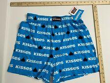 Hershey's Sleepwear Boxer Short - Hershey's Kisses Print - MultiColor - LG - NWT
