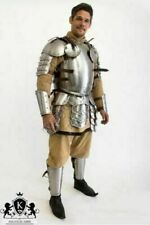 Medieval Full Armour Suit Warrior LARP Armor Knight Collectibles Replica X-Mas