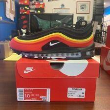 Nike Air Max 97 Black Chile Red Magma Orange CT4525 001 BNIB Sz 9-11