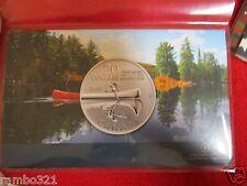 CANADA 2011 $20 CANOE COIN, 99.99% SILVER COMMEMORATIVE COIN RARE SPECIMEN .9999