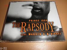 THE RAPSODY single CD Sissel WARREN G prince igor 6 TRACK version
