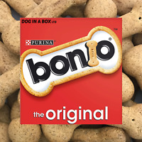 Bonio Original Dog Treat Biscuits Crunchy Oven Baked Digestion Dogs Bone Treats