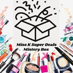 Miss K Mistery Make-Up Box Pick Your Now £15,£30,£50 Or £100 All Items Brand New