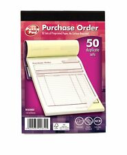 Pukka Pad Sales Invoice Books and other Blocks - Variety of types and sizes