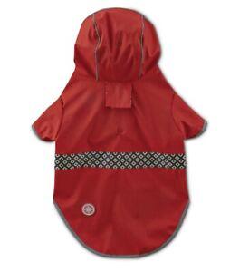 Good2Go Reversible Dog Raincoat Jacket Coat