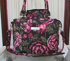 Ju-Ju-Be Diaper Bag Legacy Be Classy Blooming Romance Tote NWT