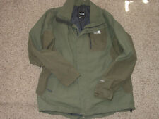 Mens The North Face AFXD Atlas Green Triclimate Ski Jacket! Size L