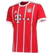 Maglie da calcio di squadre internazionali rossi marca adidas Taglia XL