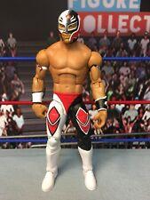 WWE Wrestling Mattel Elite Series 32 Rey Mysterio Figure WCW Flashback