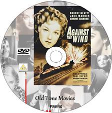 Against The Wind - Robert Beatty, Simone Signoret - Action, War, Drama DVD 1948