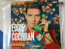 "EDDIE COCHRAN   LP  LIBERTY   "" INEDITS ""  [France]"
