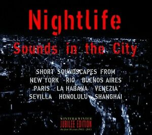 NIGHTLIFE-SOUNDS OF THE CITY  CD NEW! VARIOUS