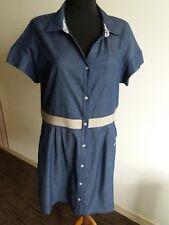 BARBOUR dress size 18 (UK), 14 (USA) short sleeve