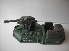 GI JOE L.A.W  Laser Artillery Weapon  1986 vintage Action Force