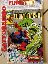 L' Uomo Ragno n.123 - Marvel Star Comics  Ottimo