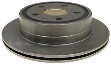 ACDelco 18A2727A Rear Disc Brake Rotor