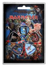 Plettro Set Iron Maiden Classic Album Coperchi 2 301434 #