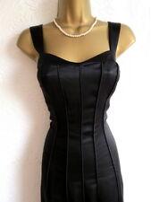 Karen Millen petit Corset Noir Robe Taille 8