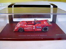 1:43 TrueScale Miniatures TSM, 1973 Lola T280 HU3, #3 Takahara, Coca Cola