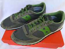 Saucony Jazz Low Pro 2866-112 Green Cushion Marathon Running Shoes Men's 11.5