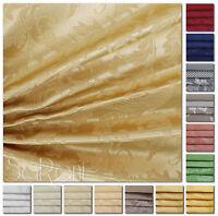 Tessuto Arredo al metro Floreale Jacquard Copritavola letto tendaggi alt.340 cm