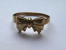 Markenlose Ringe Echtschmuck aus Gelbgold für Damen