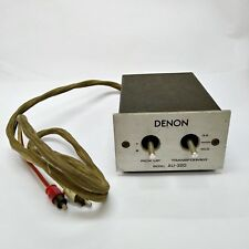 USED Denon AU-320 MC Step Up Transformer, Made in Japan