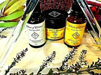 Ultimate Anti-aging Organic Skincare Trio-Vit C+Hyaluronic+Retinol+Moisturizer