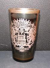 antique jewish judaica silver & glass  kidush kiddush cup ? germany hamburg rare
