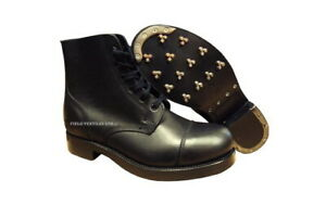 AMMO PARADE BOOTS / ANKLE BOOTS - NEW IN A BOX - VARIOUS SIZES AVAILABLE - A65
