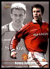 Futera Manchester United Phil Neville no Francia 98 FR98 7