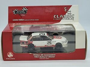 Classic Carlectables Holden VH Commodore 1983 Bathurst Winner Car 1:43 Scale