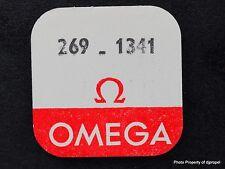 Vintage Original Omega Jewel in Settings upper & lower #1341 for Omega Cal 269!