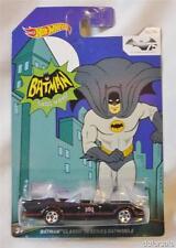 Batman Classic TV Series Batmobile Die-Cast from the Batman Series by Hot Wheels