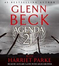 Agenda 21 by Glenn Beck (2012, CD, Unabridged)