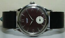 Vintage Tissot Winding Swiss Made Sub Sec old Used Antique R780 Wrist Watch