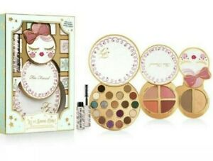 TOO FACED LET IT SNOW, GIRL! 4 PC SET LIMITED EDITION MAKEUP COLLECTION FreeShip