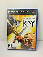 Legend of Kay Playstation 2 (PS2)