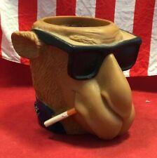 Vintage 1991 Joe The Camel Smooth Character Camel Cigarettes Cup Holder 💎💎💎💎