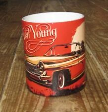 Neil Young Australia Tour Advertising MUG