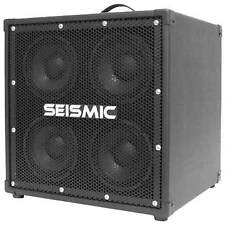 SEISMIC AUDIO - Rift 46G - 4x6 Bass / Guitar Speaker Cabinet NEW PRO AUDIO