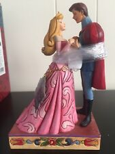 Jim Shore Disney Sleeping Beauty Aurora and Prince Philip Finding True Love