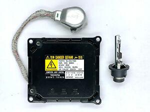 OEM for 08-10 Toyota Avalon Xenon HID Headlight Ballast Igniter Philips D4R Bulb