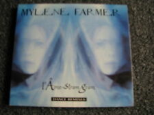 Mylene Farmer-I ame Stram Gram Maxi CD-1999 France-Digipack-Stuffed Monkey