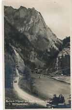 AK Breszeniklause mit Hoch Türnach bei Weichselboden,Steiermark (G27)