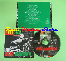 CD ROCKSTAR MUSIC 27 compilation PROMO 92 BOB MARLEY (C16*) no mc lp dvd vhs